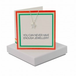 Never Enough - Star Necklace